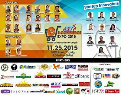Zalora, Lamudi and Carmudi joins Asia E- Commerce Expo 2015