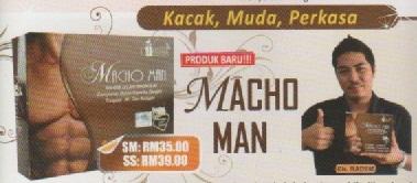Testimoni Macho Man V'asia