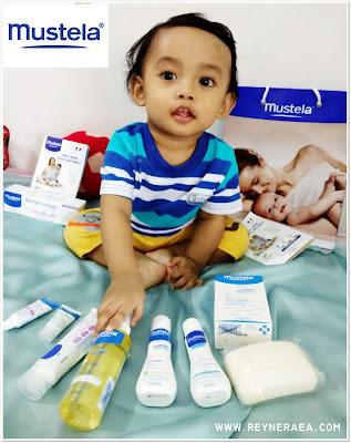 produk mustela baby