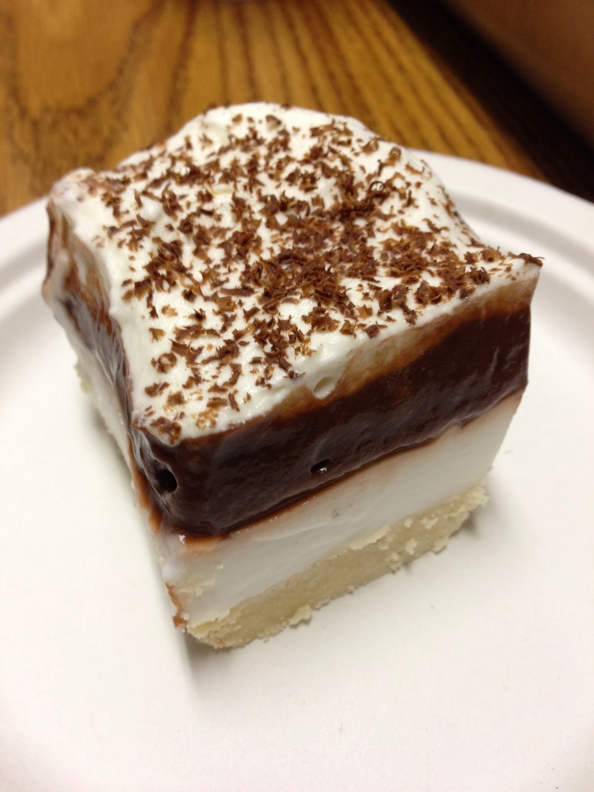 Chocolate Haupia Pie for a Crowd