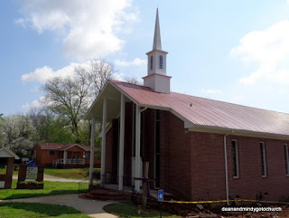 Saint John AME Church Eatonton Georgia