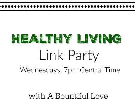 Healthy Living Link Party #45