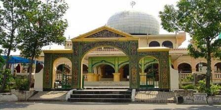 Masjid Senapelan masjid senapelan pekanbaru masjid raya senapelan pekanbaru sejarah masjid raya senapelan pekanbaru masjid raya senapelan