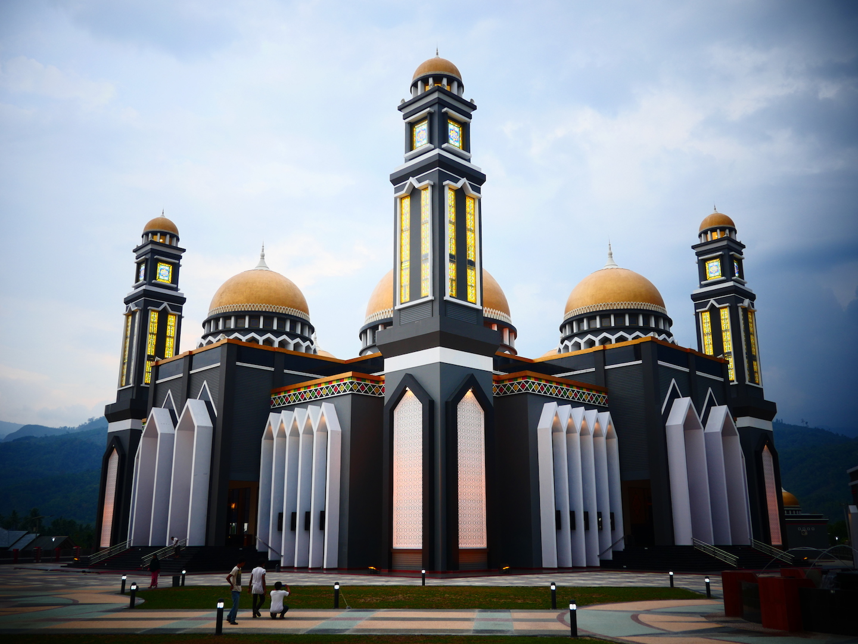 Kairos Multi Jaya: Kunjungan Masjid Agung At Taqwa