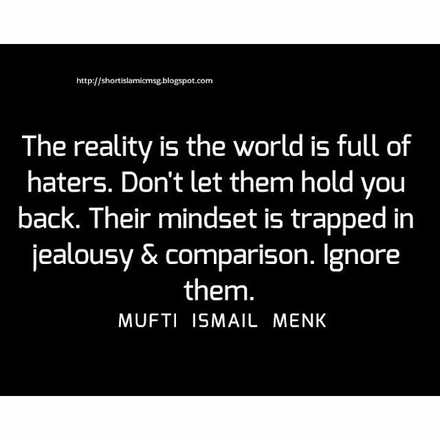 jealous in islam