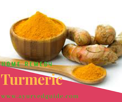 Turmeric Home Remedy for Skin Care