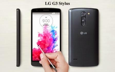 Harga LG G3 Stylus D690 baru, Harga LG G3 Stylus D690 bekas, Spesifikasi lengkap LG G3 Stylus D690