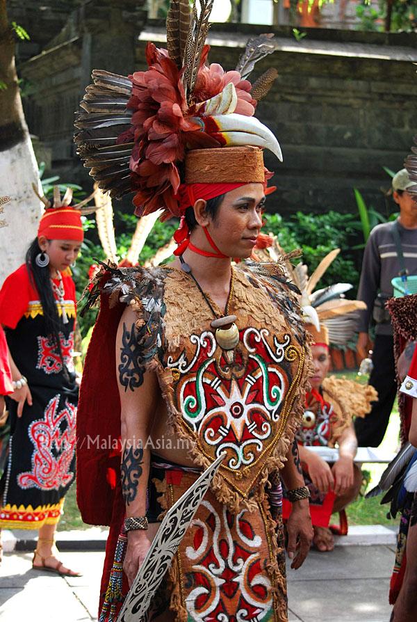 Dayak Kalimantan
