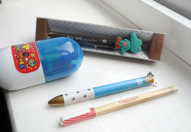 Back to School 2013, cute pens, fine tip pens