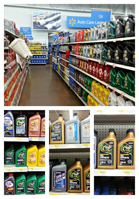 Walmart Oil Change w/ Quaker State  #myColectiva
