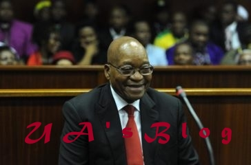 Jacob Zuma Appears In Court To Face Corruption Charges (Photos)
