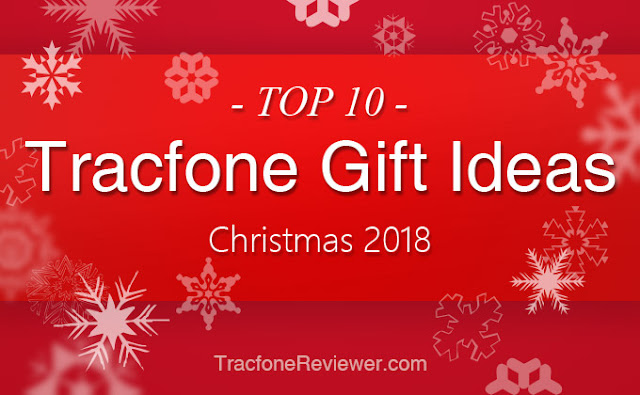 best cell phone gift ideas 2018