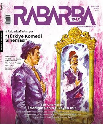 Rabarba Şenlik 12. Sayı (Şubat) - Türkiye Komedi Sineması