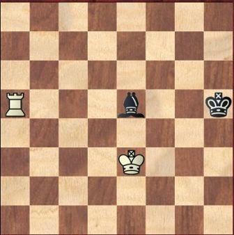 strategi catur pinning dengan benteng