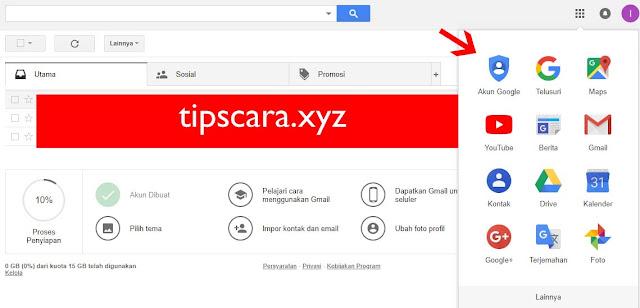 Cara Menghapus Gmail atau Akun Google dengan Mudah 1