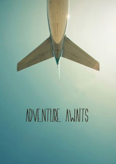 Adventure Awaits Airplane