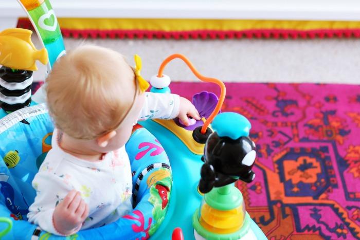 f0b22fbb9 Baby Einstein 2-in-1 Lights   Sea Activity Gym   Saucer™ + GIVEAWAY ...
