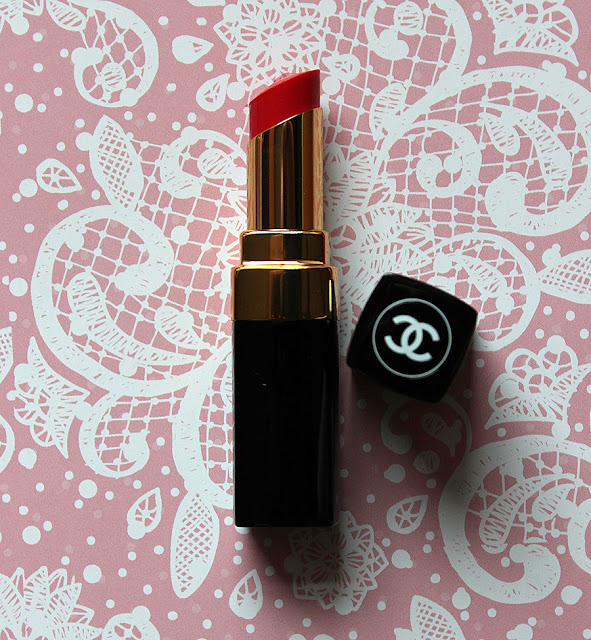 Chanel Rouge Coco Shine Boheme 91