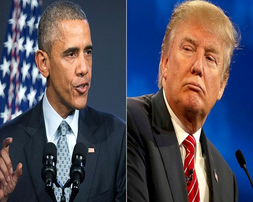 Trump's 'Unexpected' Victory Shook Obama, New Book Reveals