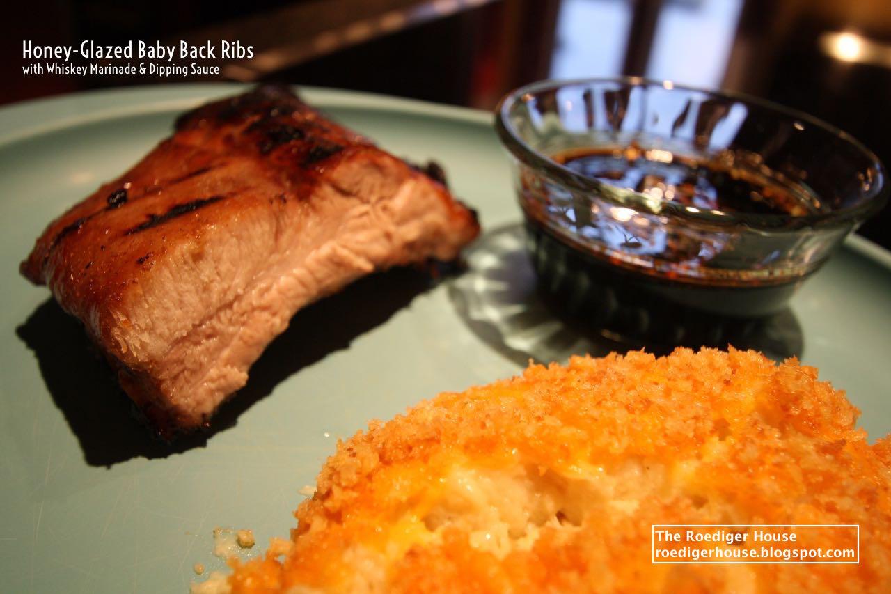 Honey-Glazed Baby Back Ribs Recipe — Dishmaps