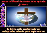 Resultado de imagen para EN aquellos días, la Iglesia gozaba de paz en toda Judea, Galilea y Samaría.