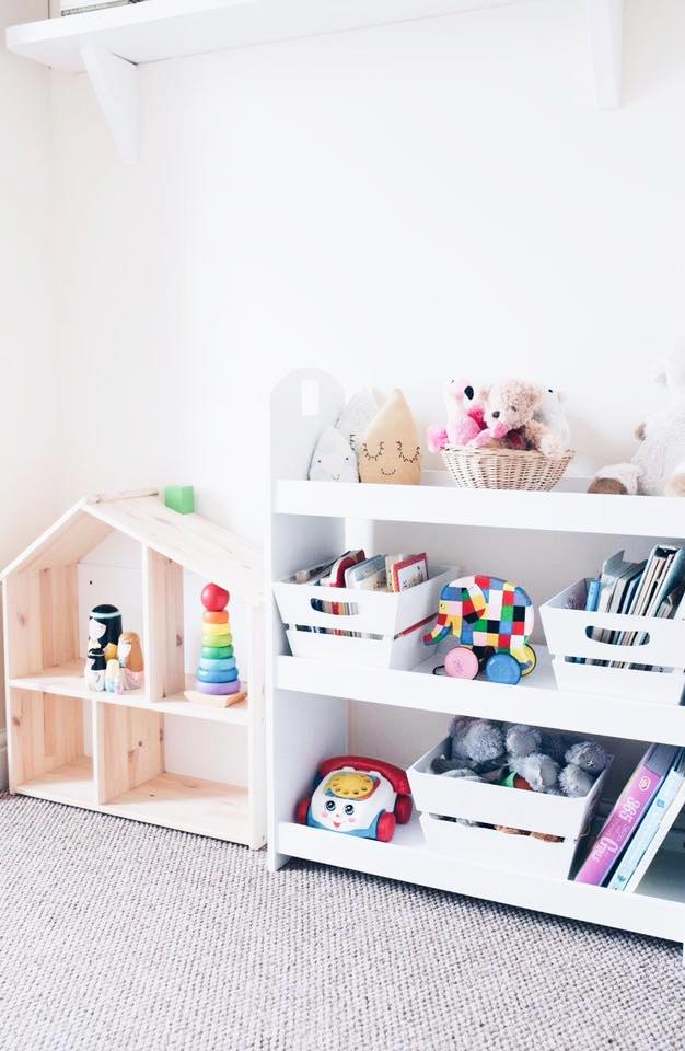 Toddler Girls Bedroom & Duvet Cover Giveaway