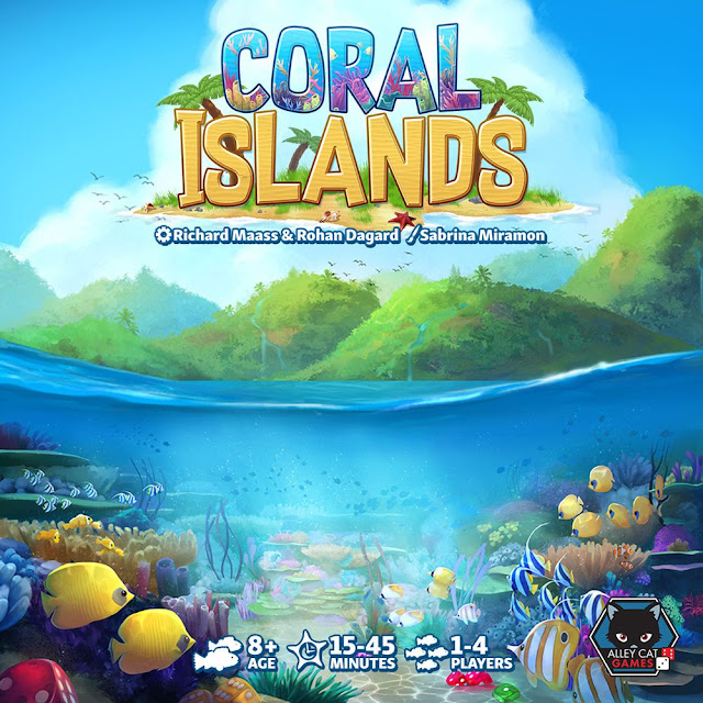Coral Islands - Alley Cat Games