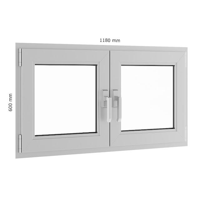 3dsMax高精度50個室內窗戶3D模型下載