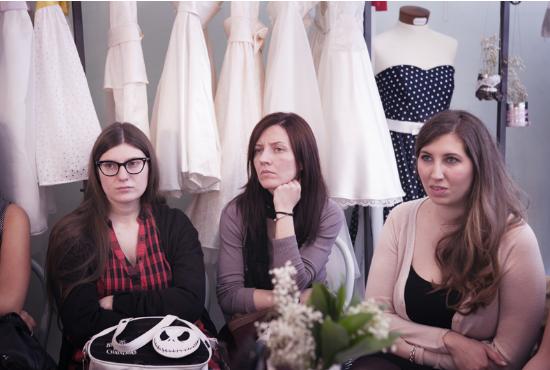 Vintage Tea Party, Nadia Manzato Wedding Couture