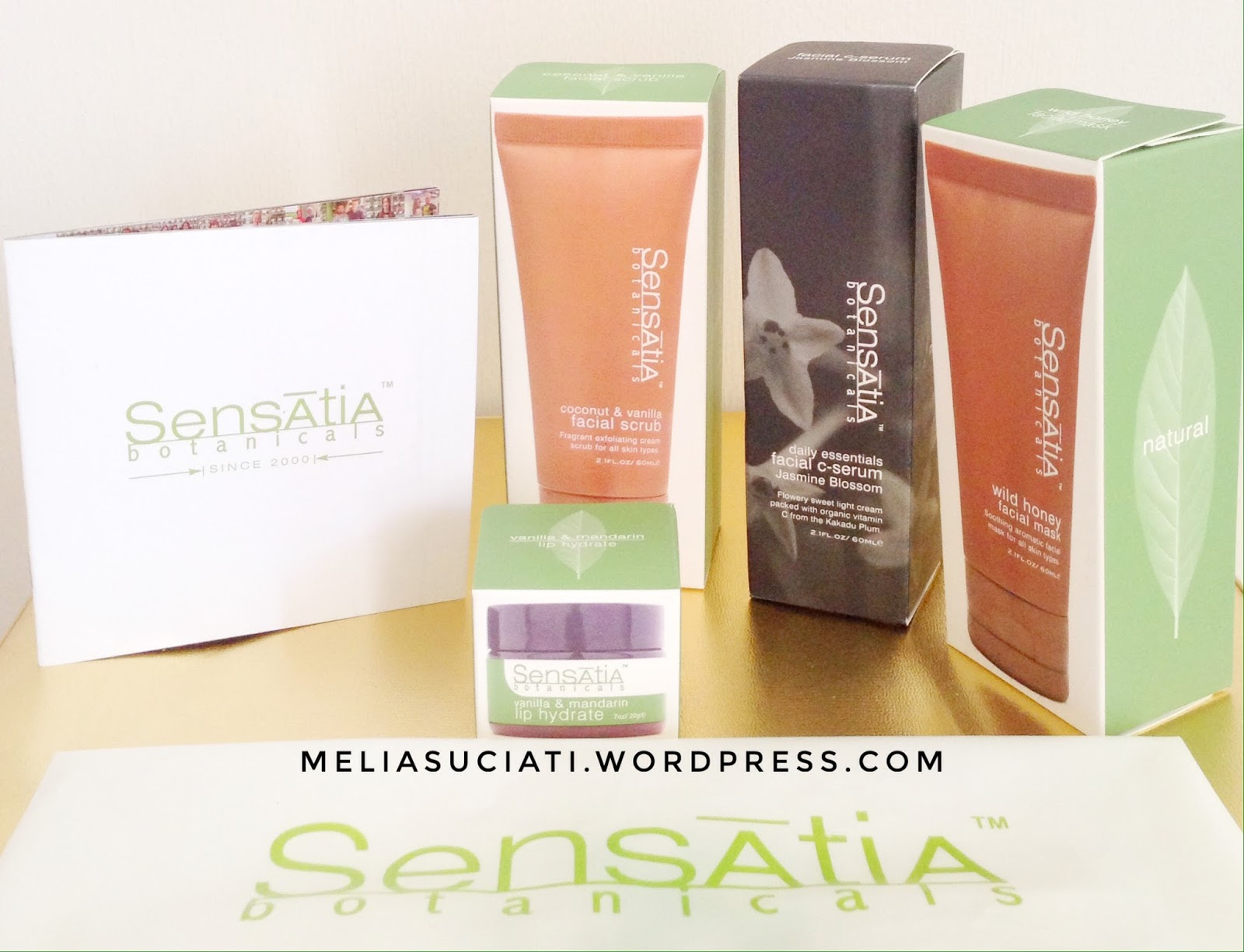 Sensatia Botanicals Natural Skincare (Review)