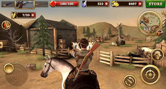 West Gunfighter Mod Apk for Android