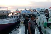 Berantas Illegal Fishing, Polres Selayar Ringkus Pembius Dan Pembom Ikan Di Takabonerate