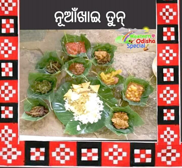 Best Nuakhai Food