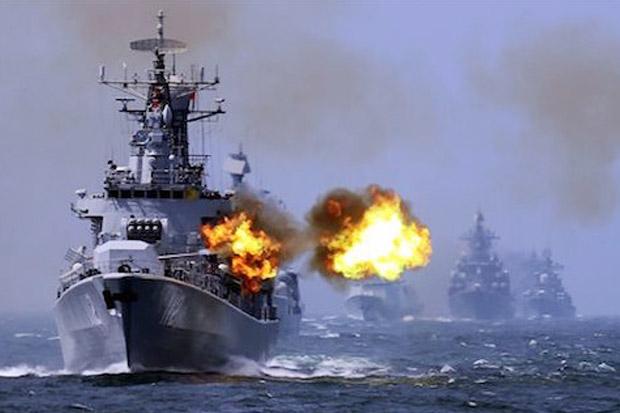 China Kirim 5 Kapal Perang Ikut Latihan Gabungan Bersama Amerika Serikat