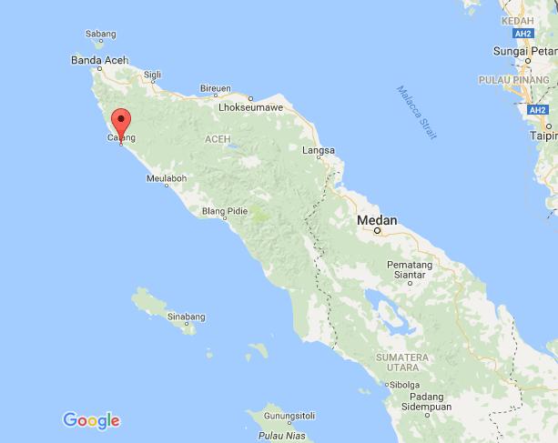 Kode Pos Kabupaten Kota Aceh Jaya