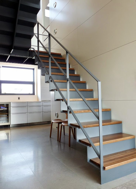 Metal Stairs : Useful Construction Information . | Stairs Designs