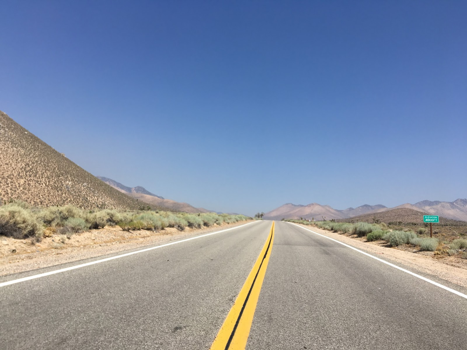 as ca 178 crosses 4 000 feet above elevation it enters a small joshua tree forest