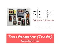 Cara Kerja Transfomator Dan Pengertianya - Elektronik