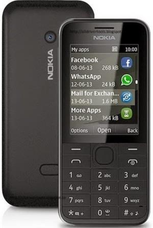 Musical power theme for nokia asha 305, asha 306, asha 308 & asha.