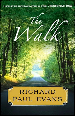 The Walk by Richard Paul Evans – Front cover