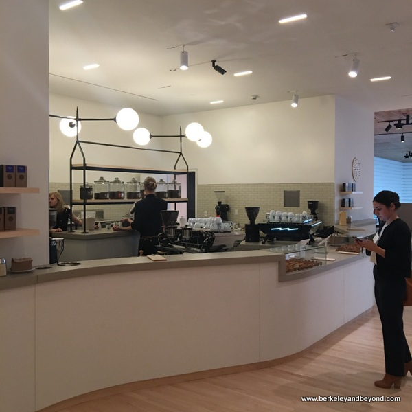 Sightglass at SFMOMA at the San Francisco Museum of Modern Art