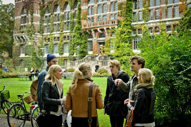 Lund University Global Scholarship Programme in Sweden, 2017