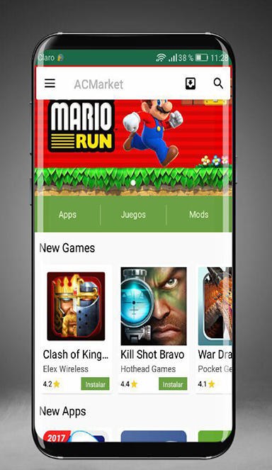 Ac Market Ultima Version Descargar Apps Y Juegos Hackeados