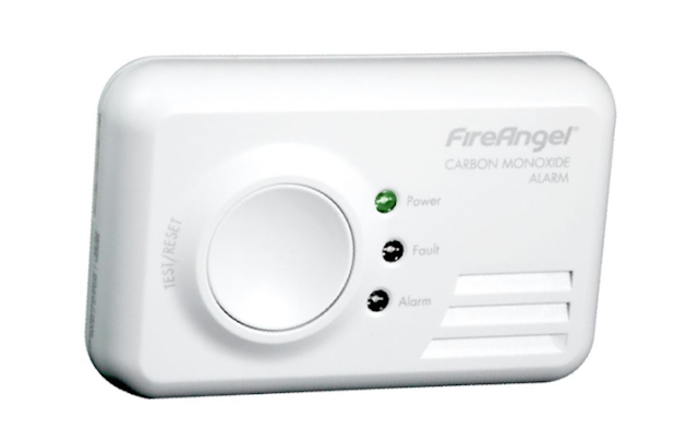 Gas Safety Week - Carbon Monoxide Detector Giveaway