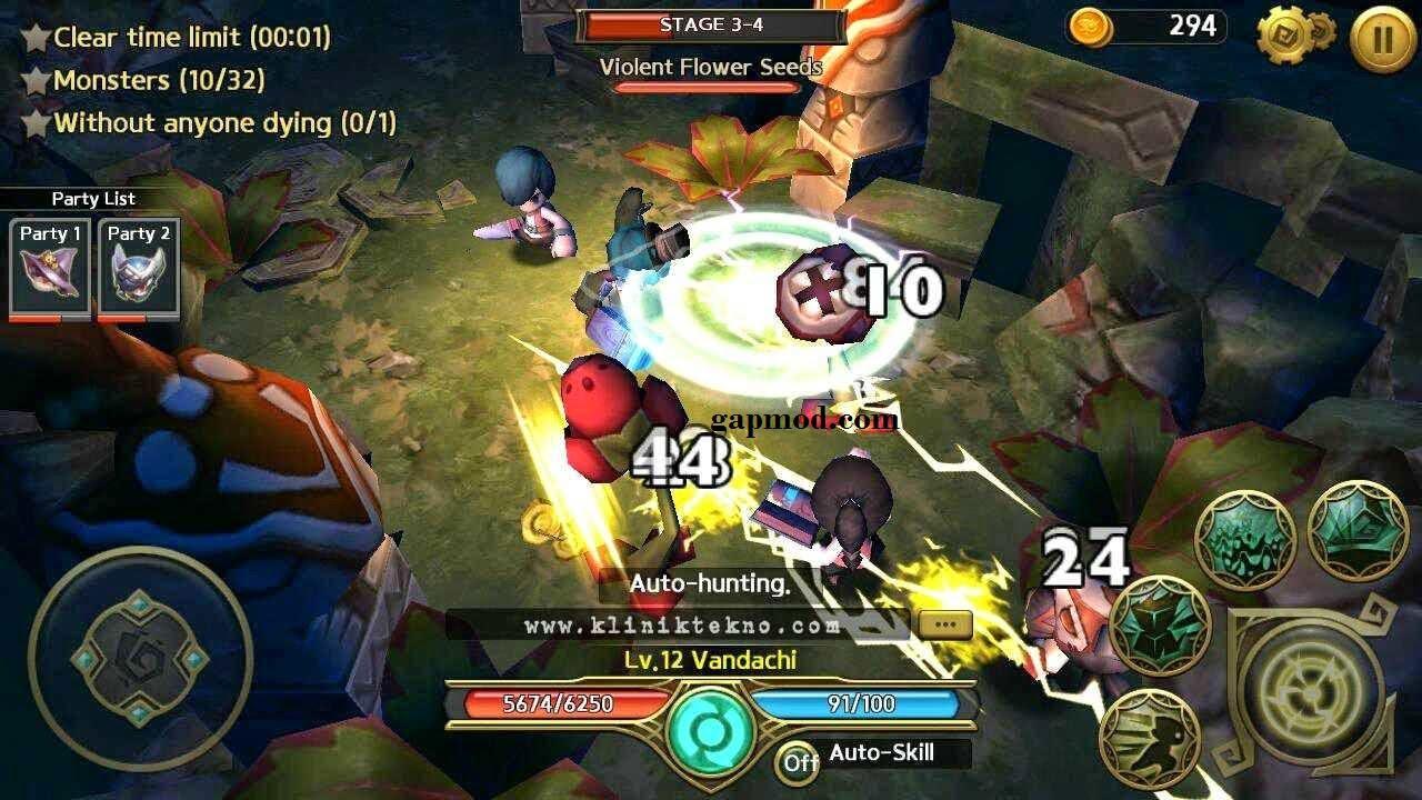 [Update] Link Download Dragon Nest: Labyrinth v1.0.2 Apk