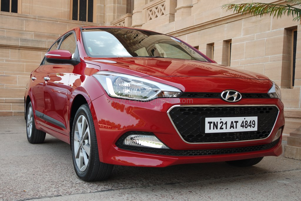 Interestingly The Company Is Now Preparing To Launch 2018 Hyundai Elite I20 By Changing