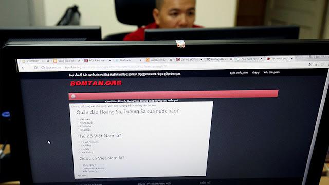 Un sitio web obliga a fans chinos a 'ceder un territorio a Vietnam' a cambio de ver una serie