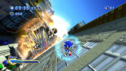 Sonic Generations PC Game Free Download Full Version
