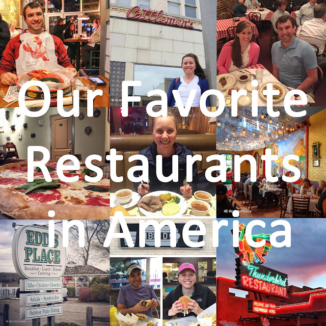 48 No Interstate: Our Favorite Restaurants in America