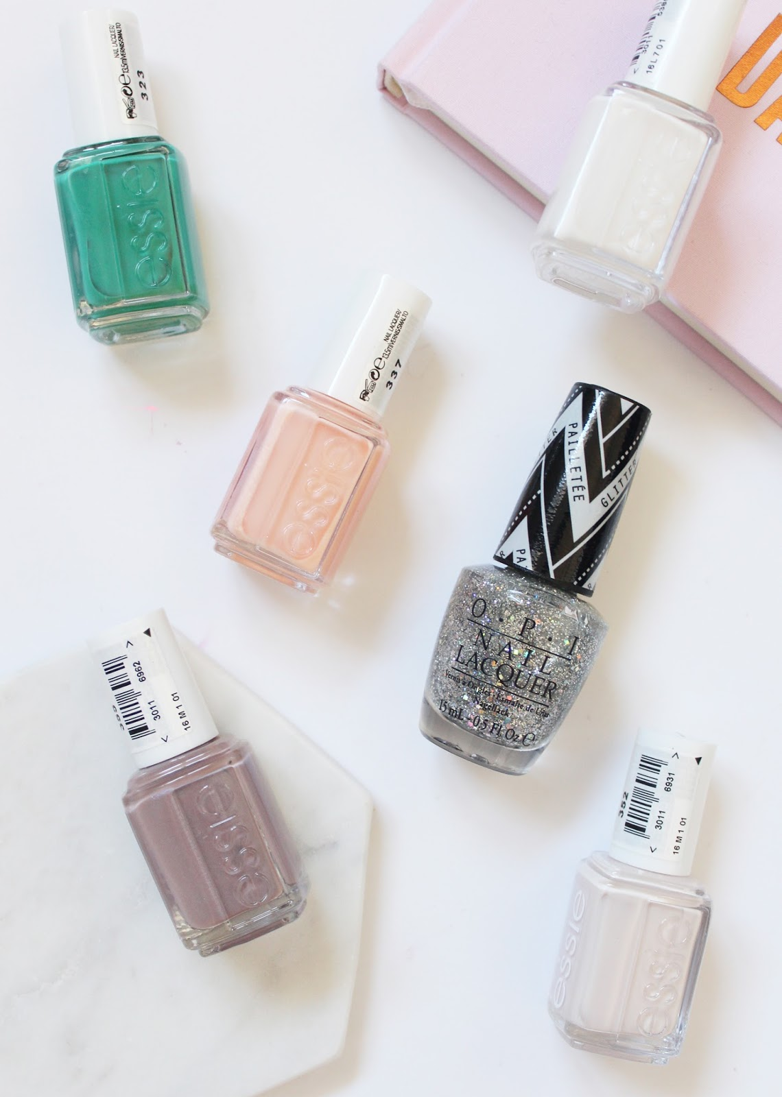 POSTIE NZ HAUL | Essie + OPI Nail Polishes | CassandraMyee | NZ ...